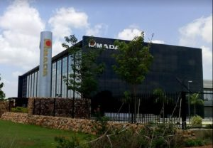 AMADA (india) Pvt Ltd – KIADB North Bangalore Hi-Tech